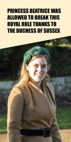 Princess Beatrice was allowed to break this royal rule thanks to the Duchess of Sussex - Taste Every Season Royal Christmas, Christmas Lunch, Princess Beatrice, Princess Eugenie, Kate Middleton News, Mike Tindall, Zara Phillips, Life Is An Adventure, Buckingham Palace