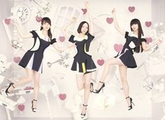 Perfume 2013年 初夏 第2弾NEW SINGLEリリース予定!!