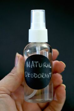 Finally An All Natural Deodorant Recipe That Actually Works! | WholeLifestyleNutrition.com