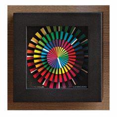 Clever Clocks Spectrum, $80