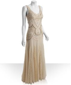 Sue Wong..I was THIIIIIIIS close to wearing this as my reception dress...bought another wedding gown instead,