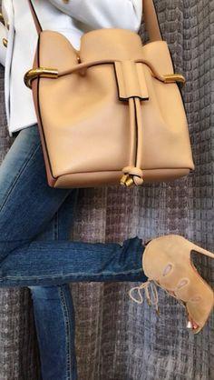 chole handbags - chloe two-tone emma bag, chloe marcie gray