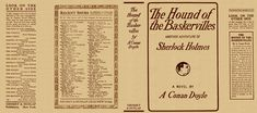 Search Results for: Author: Sir Arthur Conan Doyle