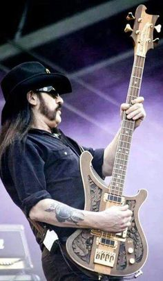 Lemmy Kilmister (Motorhead) - 24Dec 1945 - 28Dec 2015 (died at the age of 70)