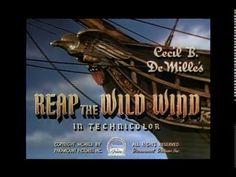 Reap the Wild Wind 1941