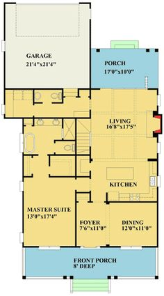 Enderby Park Narrow Lot Home | House, Narrow house and Narrow ...