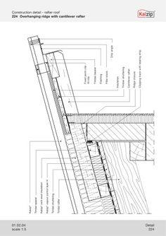 bildergebnis f r blechdach aufbau detail pinterest construction. Black Bedroom Furniture Sets. Home Design Ideas
