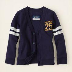 place shops - Uniforms - boy - fleece cardigan | Children's Clothing | Kids Clothes | The Children's Place