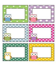 Classroom Organization Cubbies Name Tags 36 Trendy Ideas Owl Labels, Printable Labels, Printables, Owl Theme Classroom, Classroom Labels, Binder Organization, Classroom Organization, Cubby Name Tags, Supply Labels