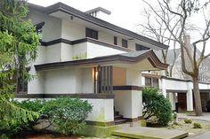 Frank Lloyd Wright home, Glencoe, IL