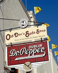 Dublin Dr Pepper forever!