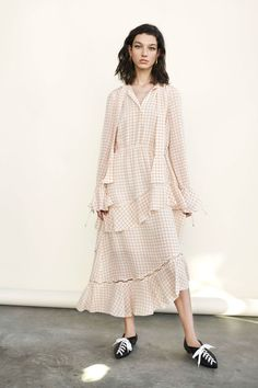 Derek Lam 10 Crosby Pre-Fall 2018 Collection Photos - Vogue