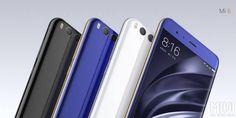 Xiaomi presenta oficialmente su Mi 6 con procesador Snapdragon 835 y Cámara Dual