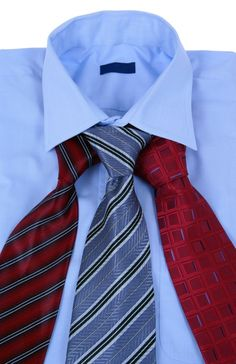 34 Rules for Mixing & Matching Your Shirt & Tie