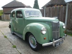 1953 Ford Prefect Saloon
