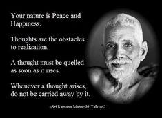 famous quotes by ramana maharshi Awakening Quotes, Spiritual Awakening, Wisdom Quotes, Life Quotes, Qoutes, Great Quotes, Inspirational Quotes, Consciousness Quotes, Ramana Maharshi