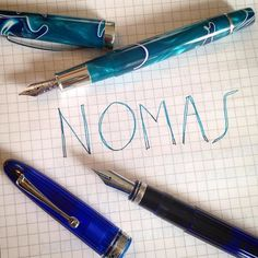 Still keeping hope alive that the OMAS brand will be back one day to make kick-ass fountain pens. For now I clutch my beloved OMAS pens with fondness. #omaspens #fountainpens #writing #