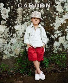 Cardon, primavera verano 12/13 | Bajitos a la Moda. Boy fashion.