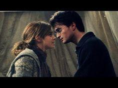 Harry Potter Hermione, Hermione Granger, Harry And Hermione Kiss, Harry Potter Kiss, Harry And Hermione Fanfiction, Harmony Harry Potter, Daniel Radcliffe Harry Potter, Mundo Harry Potter, Harry Potter Actors