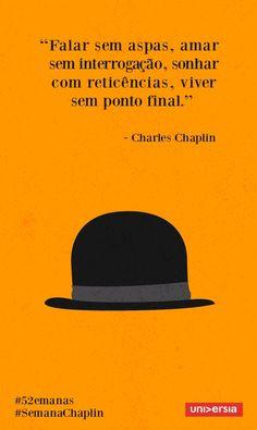REGBIT1: Aplique os ensinamentos de Charles Chaplin no seu ...