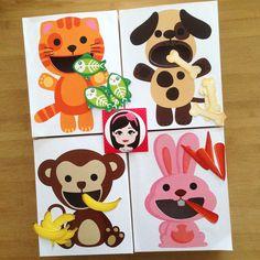 """""""Pia Polya Bu Hayvan Ne Yer? Kutuları""""   Oyun, Pia Polya'nın tüm çocuklara hediyesi olup, fikir mülkiyeti Hotalı Ambalaj Tasarımına aittir."""