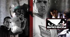BAD BOY + Brand Mark by DAVE PARMLEY, via Behance