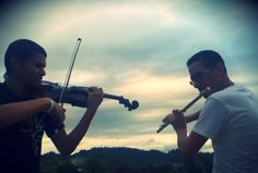 Violin and flute duel! Music Is Life, Flute, Violin, Music Instruments, Pictures, Photos, Flutes, Tin Whistle, Drawings
