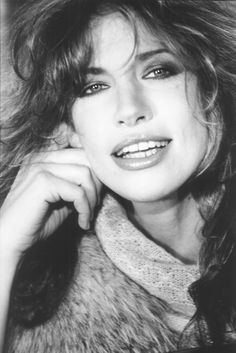 Carly Simon - my favorite female singer! her music is what I turned into my teen years on & she has a distinct voice .