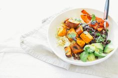 ginger sweet potato dal with coconut leeks (+ a Wine Country Ontario giveaway!) » The First Mess // healthy vegan recipes for every season
