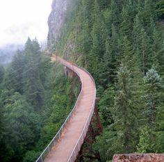 North Bend Rail Trail , WV
