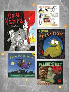 10 Great Halloween Books     Design Mom