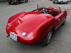 Alfa Romeo spider Bertone