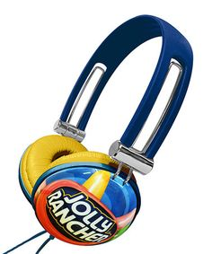 Jolly Rancher Candeez Stereo Headphones by DGL Group #zulily @Baylie Carlson Wright