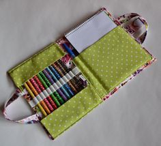 Craft and Crayon case