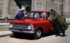 """Москвич 408 """"Миллионный"""" '1967"""