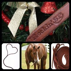 Rockin' SP around the Christmas tree is sure to please every western rider on your list! Our exclusive new line of exceptional working tack was developed with pro riders, handmade in the USA, and is all backed by our 100% Happiness Guarantee. Shop now: www.smartpakequine.com/rockin-sp-1387pc.aspx and hear what the pros have to say!