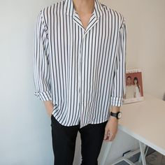 Lấy =ghi nguồn No= sv Korean Fashion Men, Boy Fashion, Mens Fashion, Fashion Outfits, Men Street, Street Wear, Cool Outfits, Casual Outfits, Korean Outfits
