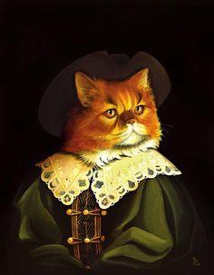 Фото 2, «Кошки - аристократы (12 фото)»