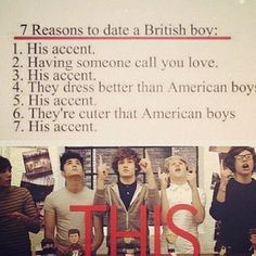 For me it's his or her but, yeah...OH!!and yiu can't forget the most important one, THEIR ACCENT