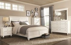 Master Bedroom Set King Sets White Furniture