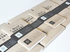 Olly Sorsby Design Co. | Freelance Graphic Designer Wolverhampton » Personal Brand