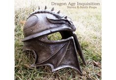 How to Make a #Replica of #DragonAge Inquisition #Helmet #Gaming #Geeky