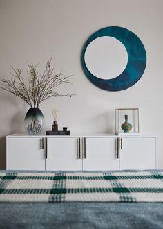 smoething be better Living Room Landscape Art, 3d Panels, Interior Design Images, Light Grey Walls, L Shaped Sofa, Chinese Design, 3d Max, Model Homes, Light Decorations