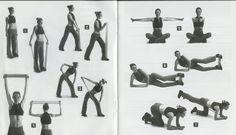 Pon un poco de Pilates en tu vida: SESION DE EJERCICIOS CON ...