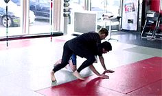 """Self defense: Ronda Rousey training for UFC 184 [x] """
