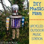let's play music - outdoor music man