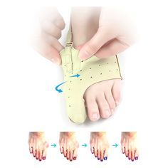 8df53f9db01 Day Time Bunion Corrector (Can Wear With Socks   Shoes