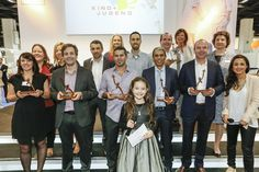 "The winners of the ""Kind + Jugend Innovation Award 2014"" and the ""G+J I Family Consumer Award 2014"" have been chosen!"