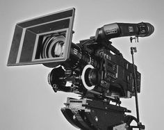 Panavision camera used to film Star Wars Episode IV: A New Hope