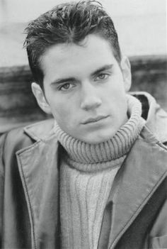 Henry Cavill... young